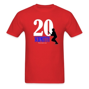 Schmitty Red T-Shirt - Men's T-Shirt