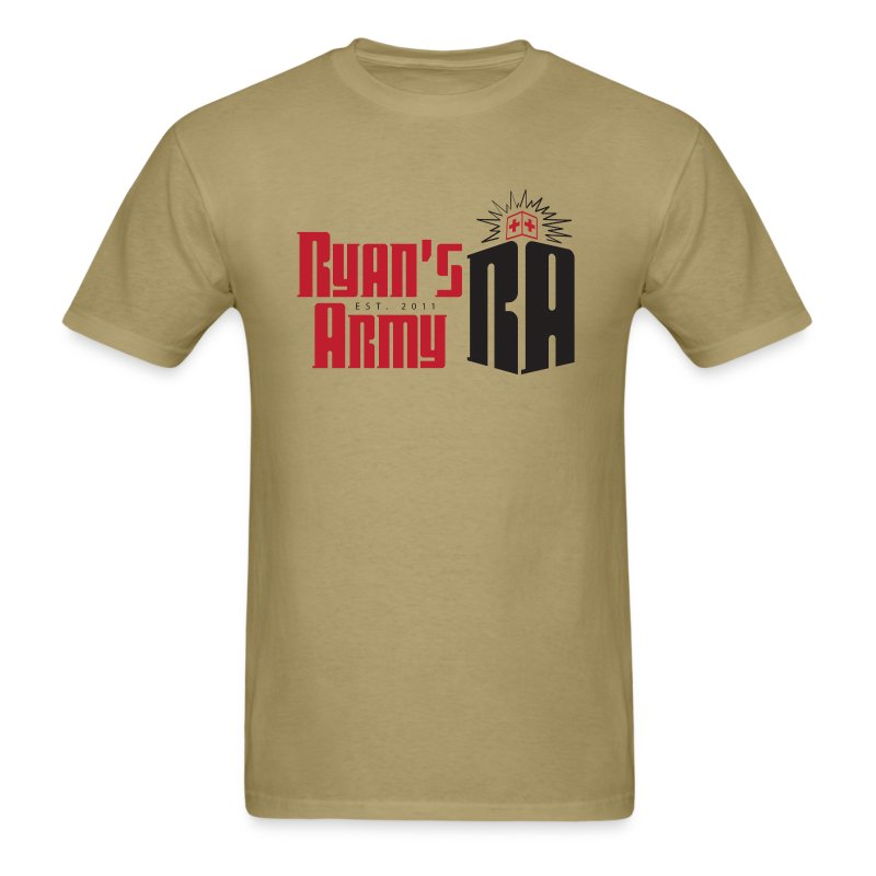 Ryan's Army Ver2 - Men's T-Shirt