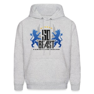 BEAST - SO BEAST (Color/Blue) - Men's Hoodie