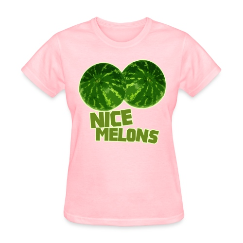 Nice Melons - Women's T-Shirt