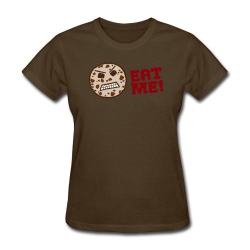 Eat Me Cookie - Women's T-Shirt