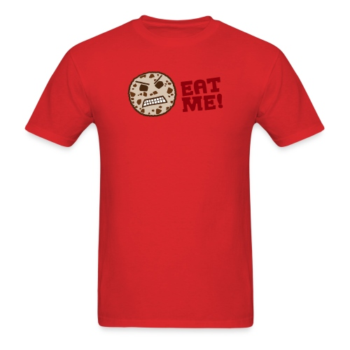 Eat Me Cookie - Men's T-Shirt