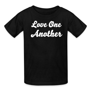 Love One Another - Kids' T-Shirt