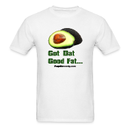 T-Shirts ~ Men's T-Shirt ~ wanna piece of avocado?