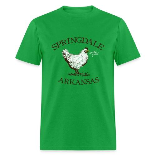 Springdale Smells Great! - Regular Tee - Men's T-Shirt
