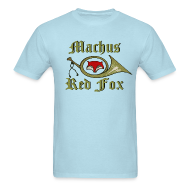 T-Shirts ~ Men's T-Shirt ~ Machus Red Fox