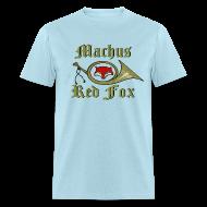 T-Shirts ~ Men's T-Shirt ~ Machus Red Fox