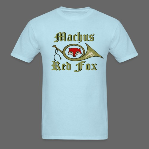 Machus Red Fox - Men's T-Shirt