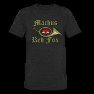 T-Shirts ~ Unisex Tri-Blend T-Shirt ~ Machus Red Fox