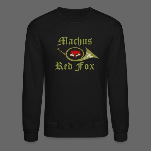 Machus Red Fox - Crewneck Sweatshirt
