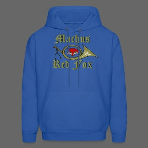 Machus Red Fox - Men's Hoodie