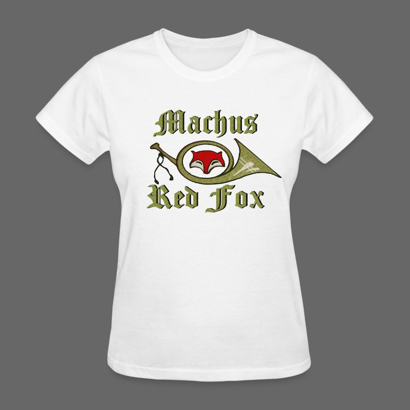 Machus Red Fox - Women's T-Shirt