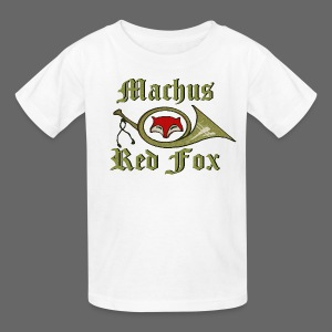 Machus Red Fox - Kids' T-Shirt