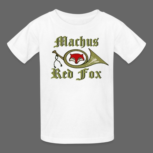 Machus Red Fox - Kids' T-Shirt