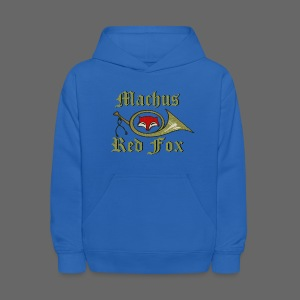 Machus Red Fox - Kids' Hoodie
