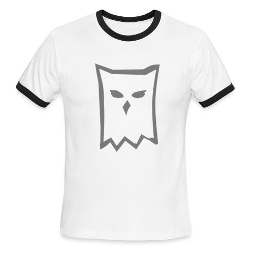 Ringer Harfang - Men's Ringer T-Shirt