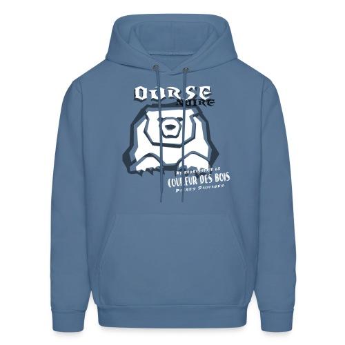 Capine Ourse Noire - Men's Hoodie