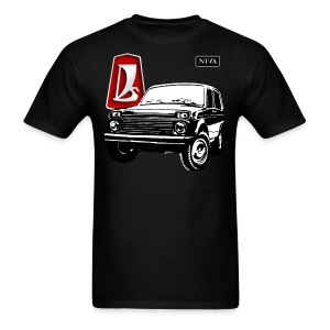Lada Niva - Men's T-Shirt