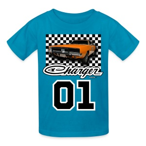 Dukes of Hazzard Dodge Charger - Kids' T-Shirt