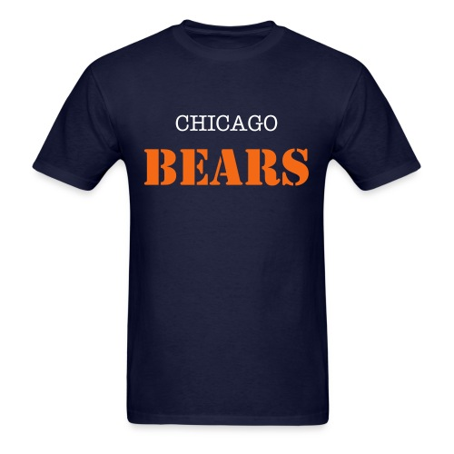 Chicago Bears - Men's T-Shirt