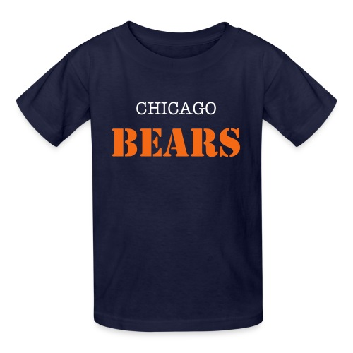 Chicago Bears - Kids' T-Shirt