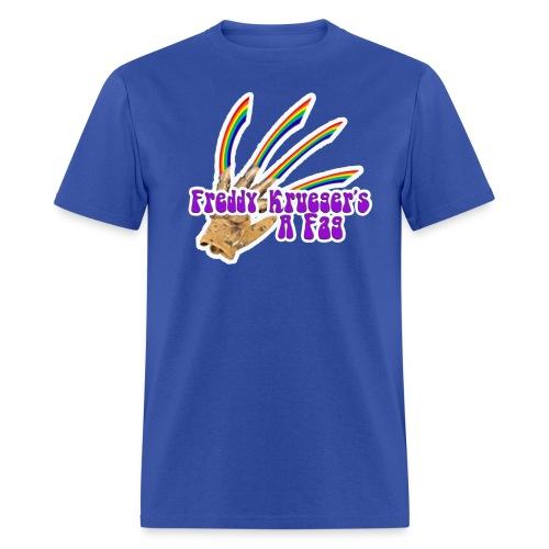 Freddy Kruger's a F** - Men's T-Shirt