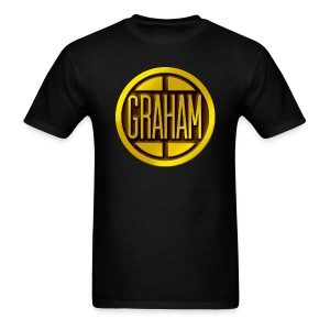 Graham badge emblem - Men's T-Shirt