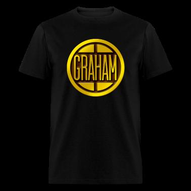 Graham badge emblem