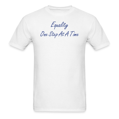 Equality Mens TXT - Men's T-Shirt