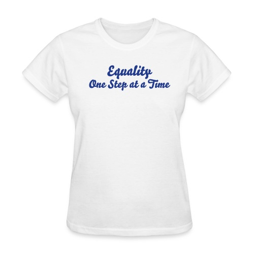 Equality Womens TXT - Women's T-Shirt