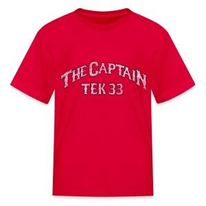 Tek 33 - Kids' T-Shirt