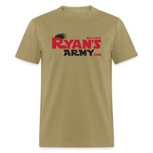 Ryan's Army Ver5 - Men's T-Shirt