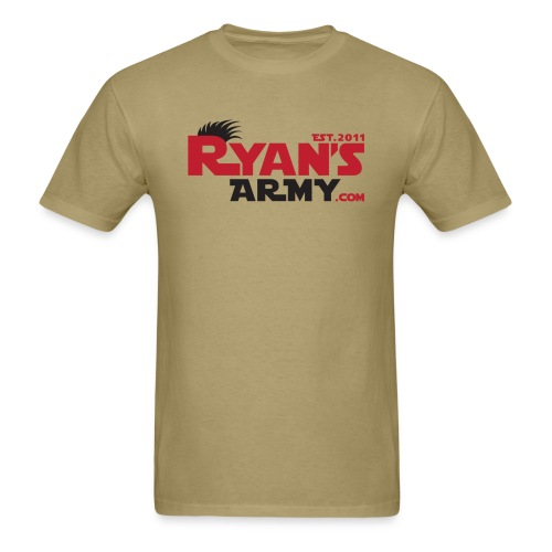 Ryan's Army Ver5 - Men's T-Shirt
