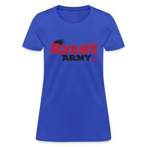 Ryan's Army Ver5 - Women's T-Shirt