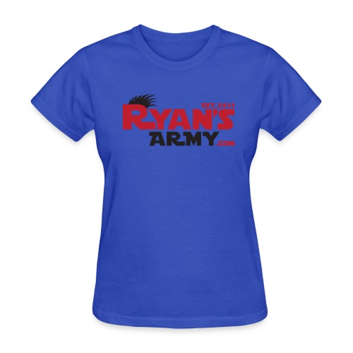 Ryan's Army Ver5 - Women's T-Shirt