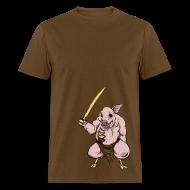 T-Shirts ~ Men's T-Shirt ~ Zombie Pigman - S - 2XL