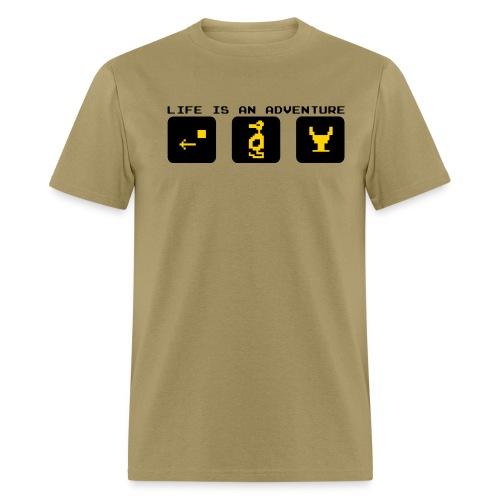 Atari's Adventure - Men's T-Shirt