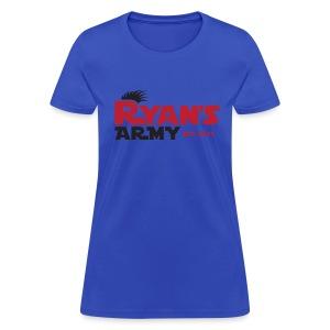 Large Donation Ver1 - Women's T-Shirt