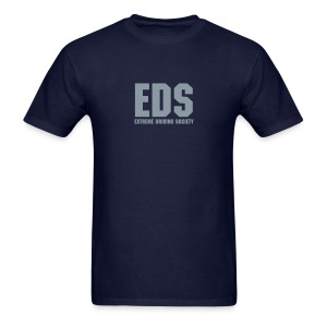 EDS Plain Logo (Navy) - Men's T-Shirt