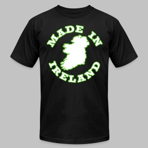 Made In Ireland - Men's T-Shirt by American Apparel