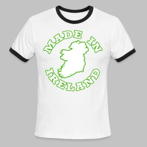 Made In Ireland - Men's Ringer T-Shirt