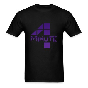 4minute - 4M Logo - Men's T-Shirt