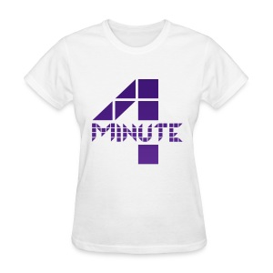 4minute - 4M Logo - Women's T-Shirt