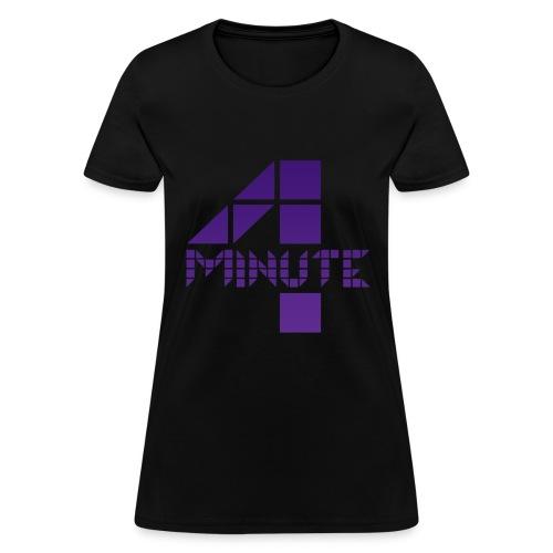 4minute - 4M Logo - Women's T-Shirt