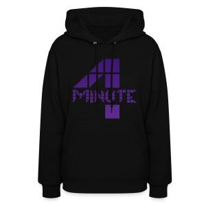 4minute - 4M Logo - Women's Hoodie