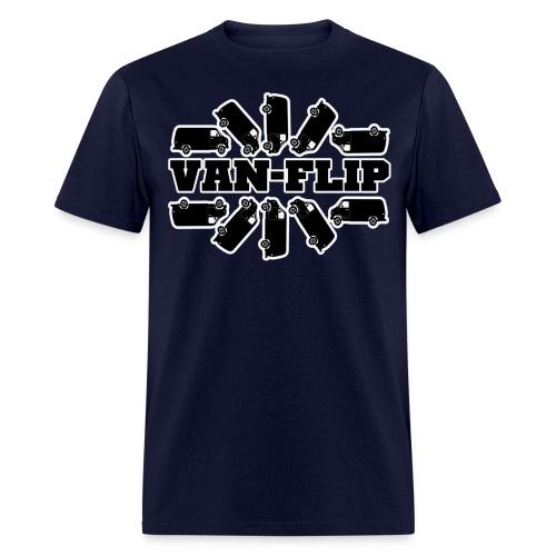 Van-Flip - Men's T-Shirt