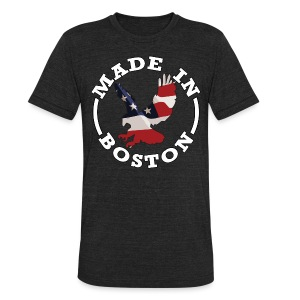 Made In Boston - Freedom - Unisex Tri-Blend T-Shirt