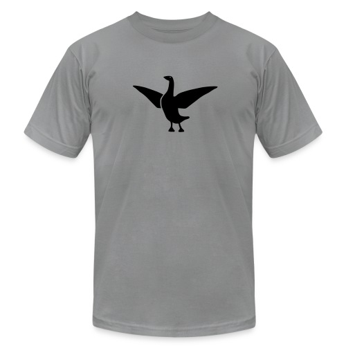 t-shirt goose duck chicken breast rooster wings thanksgiving cooking - Men's Fine Jersey T-Shirt
