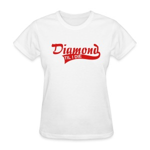 Kappa Diamond TIL I DIE - Women's T-Shirt