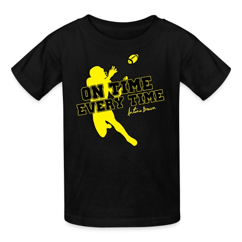 On Time Every Time - Kids' T-Shirt